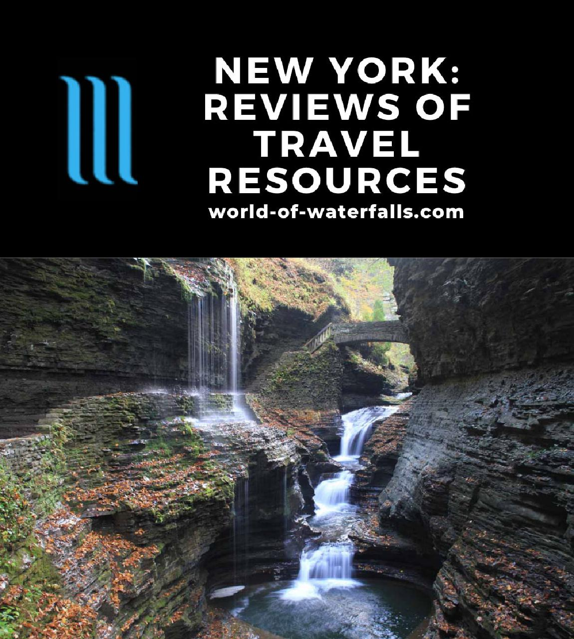 New York: Reviews of Travel Resources