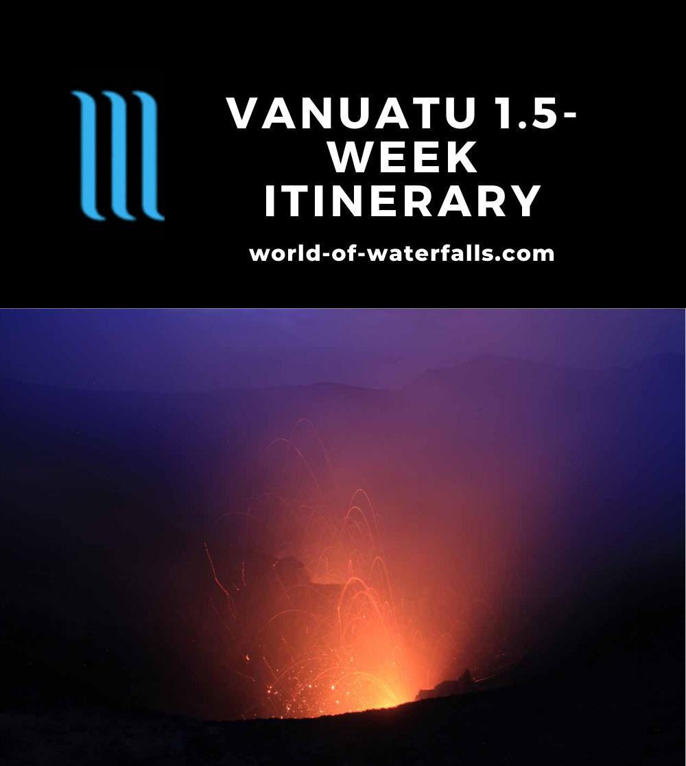 Vanuatu 1.5-week Itinerary