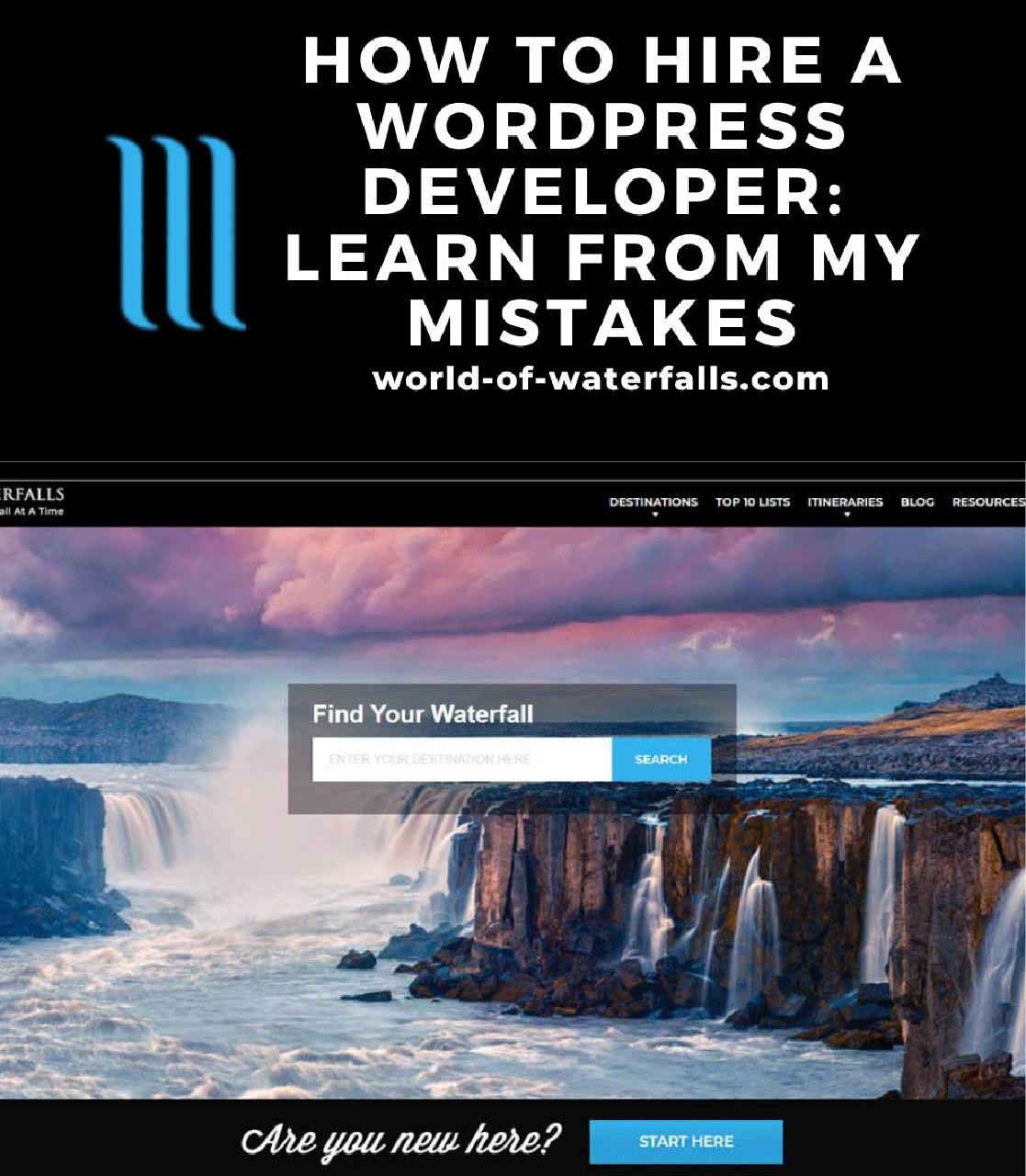 How to Hire a WordPress Developer: Learn from My Mistakes