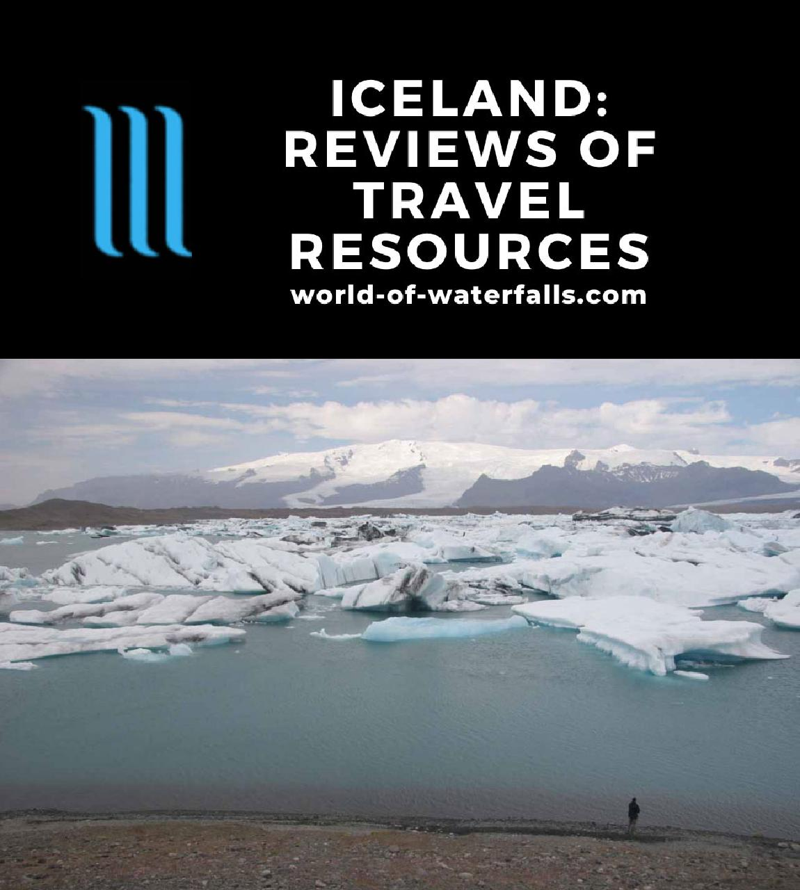 Iceland: Reviews of Travel Resources