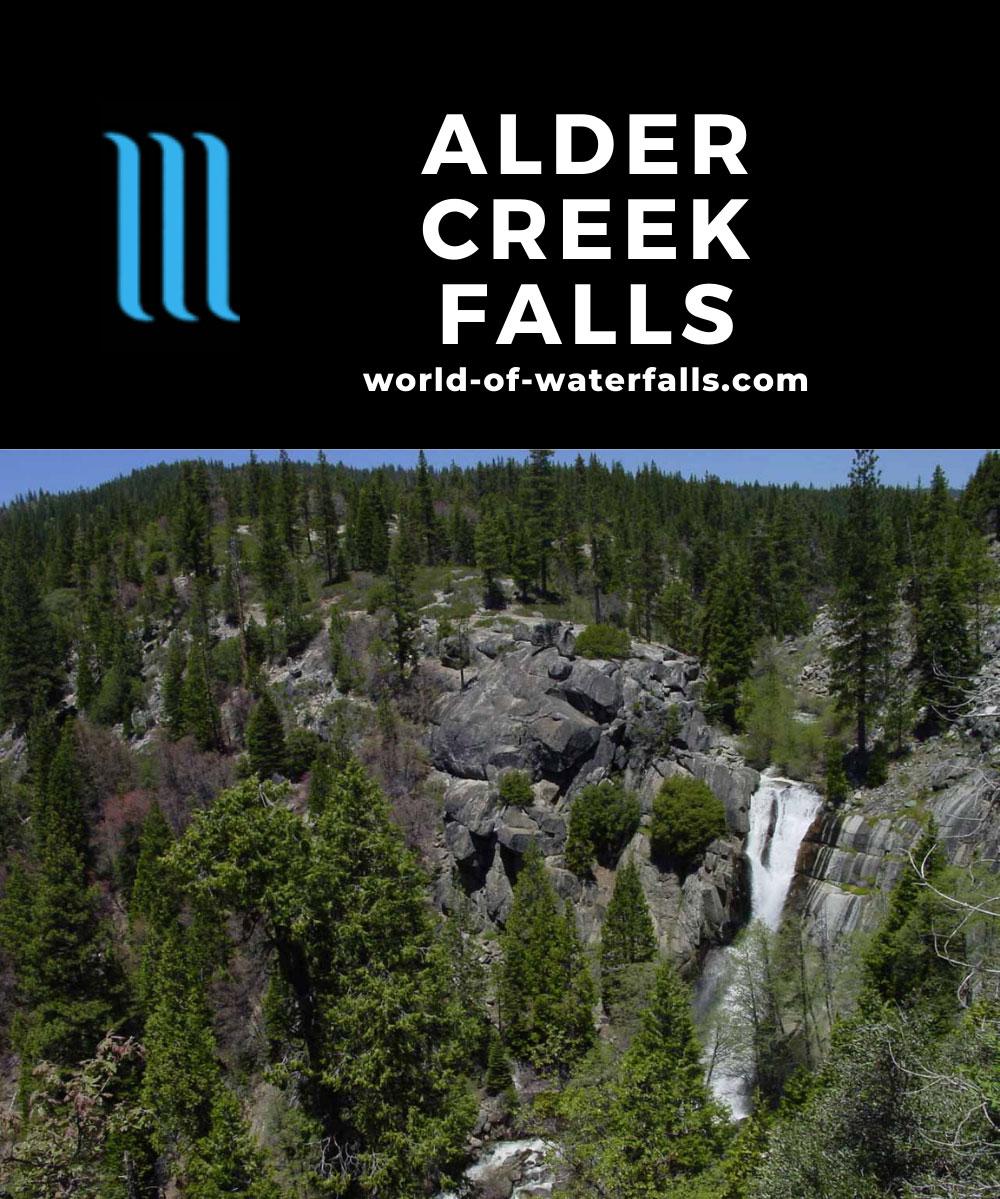Alder_Creek_Falls_021_05312003 - Alder Creek Falls