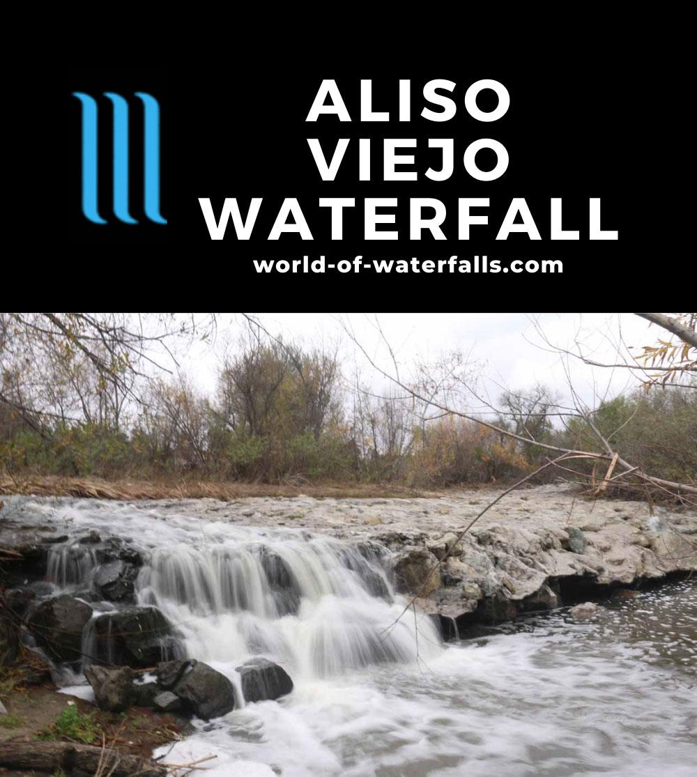 Aliso_Viejo_Falls_033_01022017 - The Aliso Viejo Waterfall