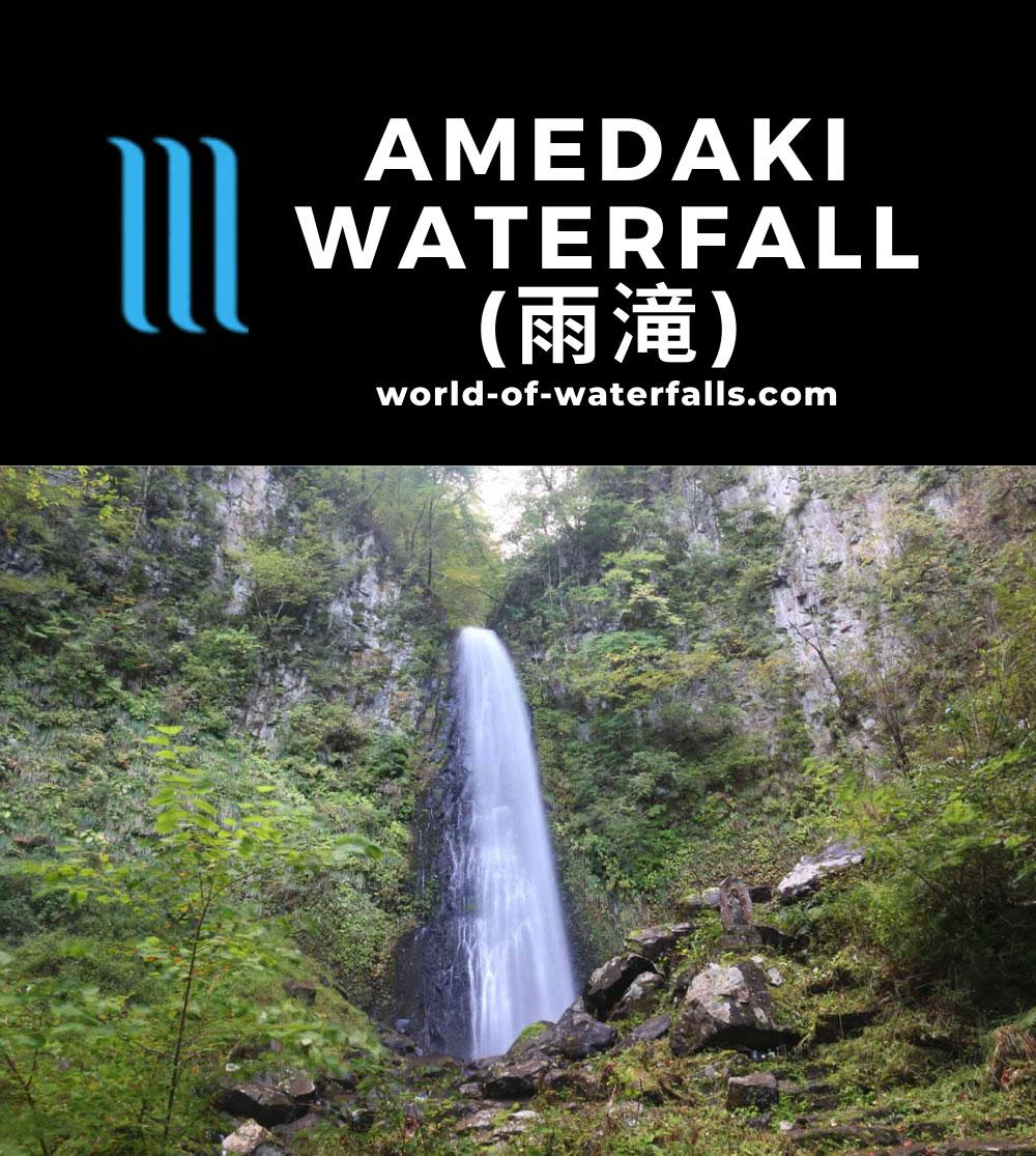 Amedaki_040_10232016 - The Amedaki Waterfall