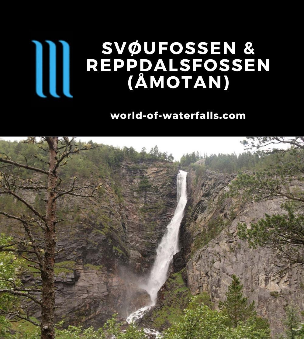 Amotan_079_07152019 - Svøufossen or Svøufallet