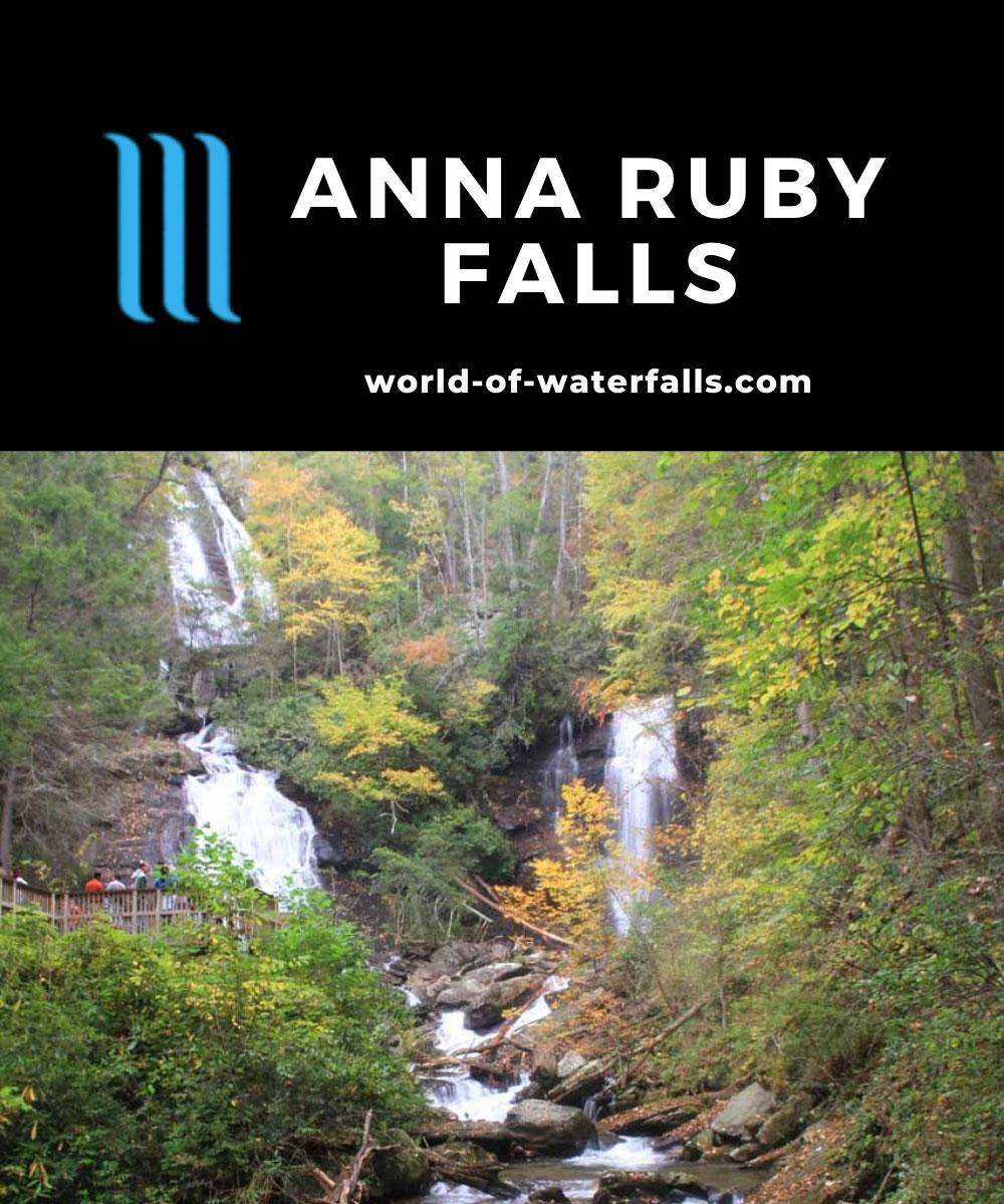 Anna_Ruby_Falls_052_20121014 - Full context of Anna Ruby Falls