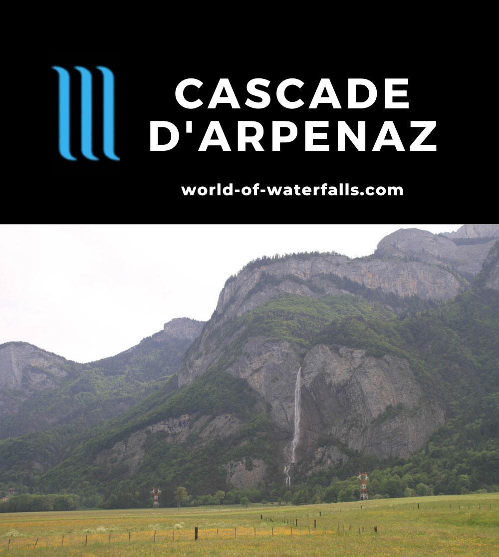 Arpenaz_039_20120519 - Cascade d'Arpenaz