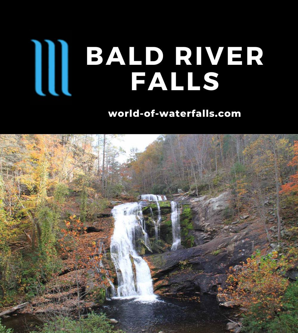 Bald_River_Falls_005_20121026 - Bald River Falls