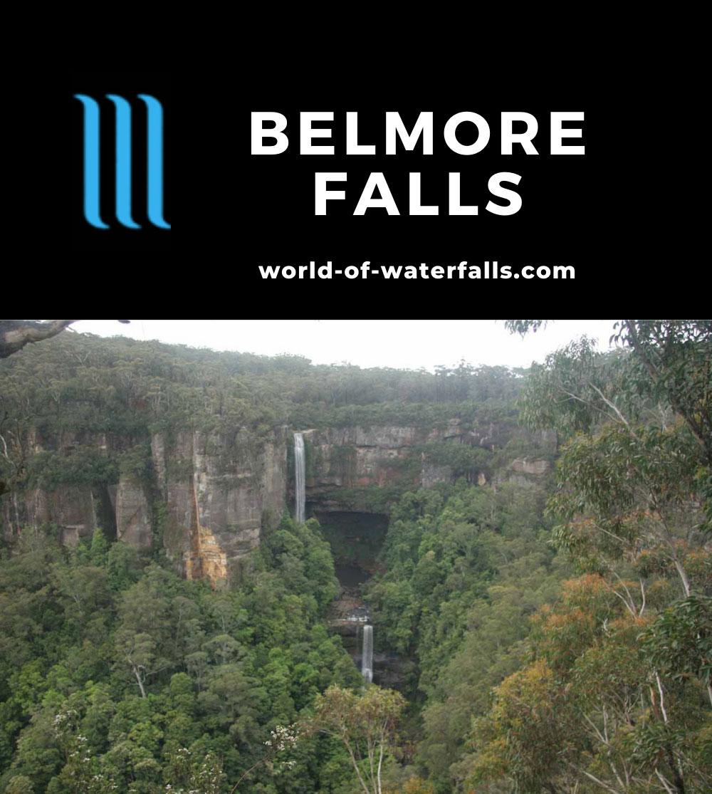 Belmore_Falls_019_11062006 - Belmore Falls