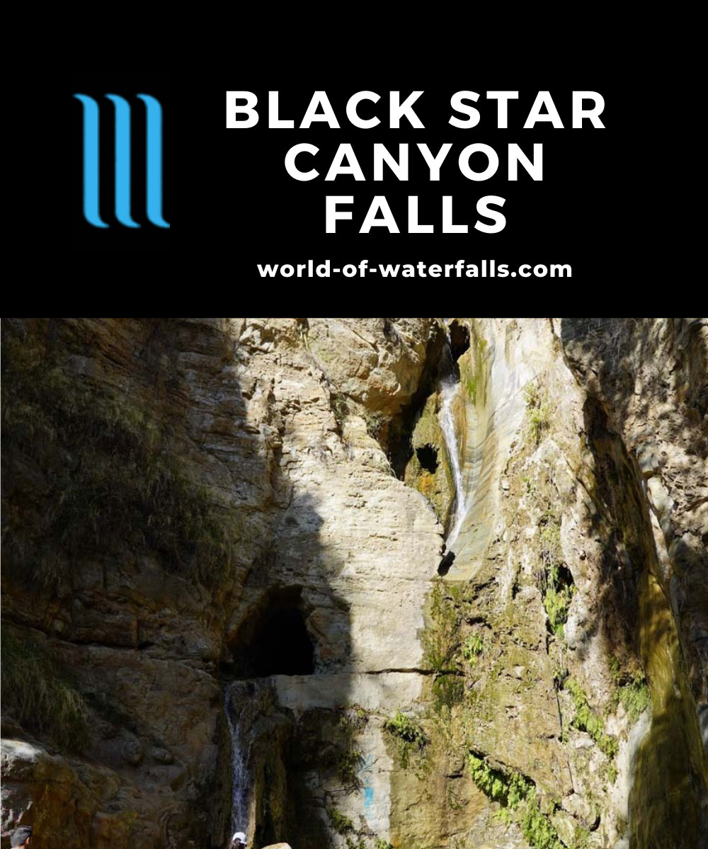 Black_Star_Canyon_Falls_241_01042020 - Black Star Canyon Falls