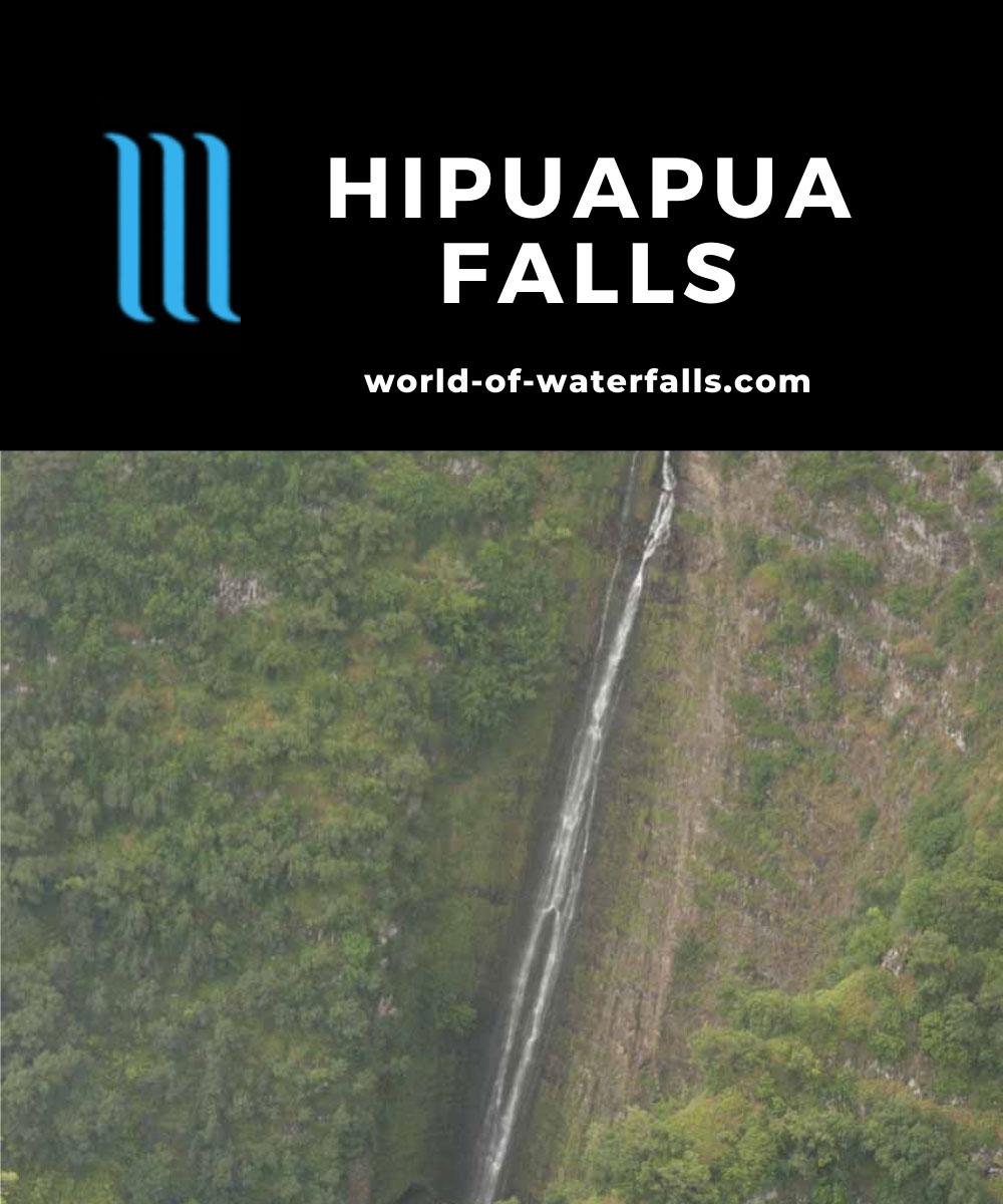 Blue_Hawaiian_Maui_Heli_069_02252007 - Aerial view of Hipuapua Falls
