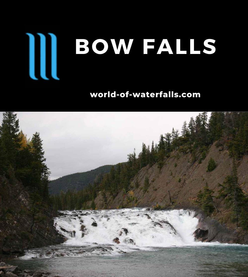 Bow_Falls_005_09152010 - Bow Falls
