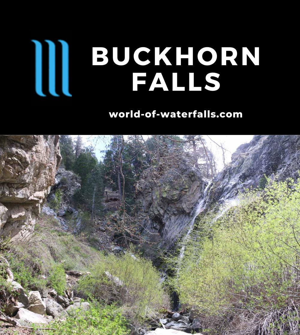 Buckhorn_Falls_112_05012016 - Buckhorn Falls