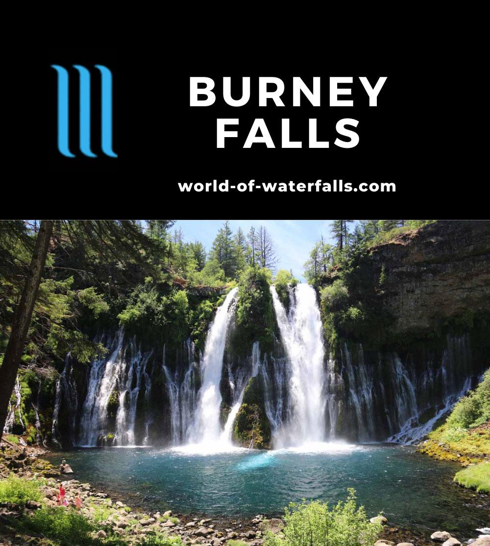 Burney_Falls_087_06202016 - Burney Falls