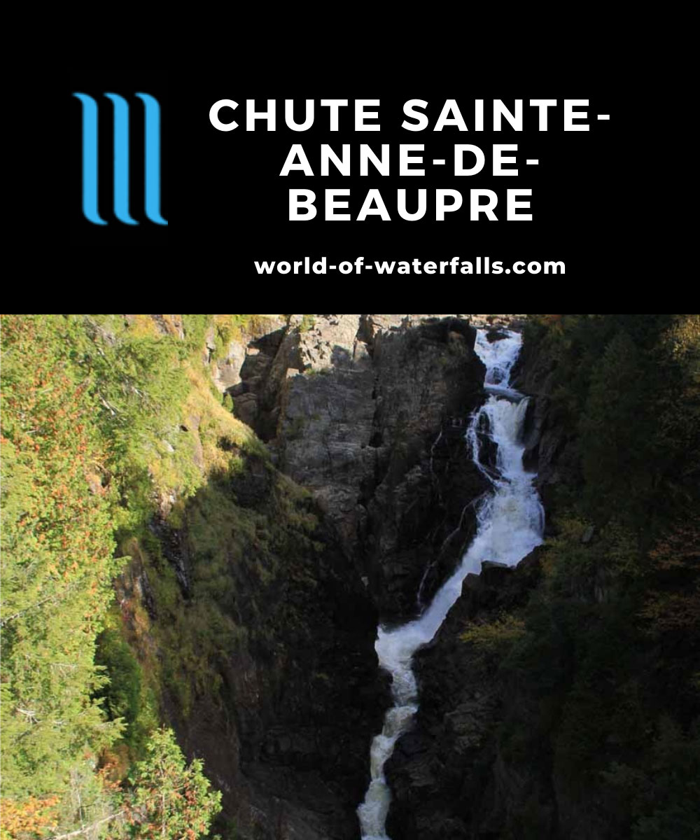Canyon_Ste-Anne_079_10052013 - The Chute Sainte-Anne-de-Beaupre Waterfall