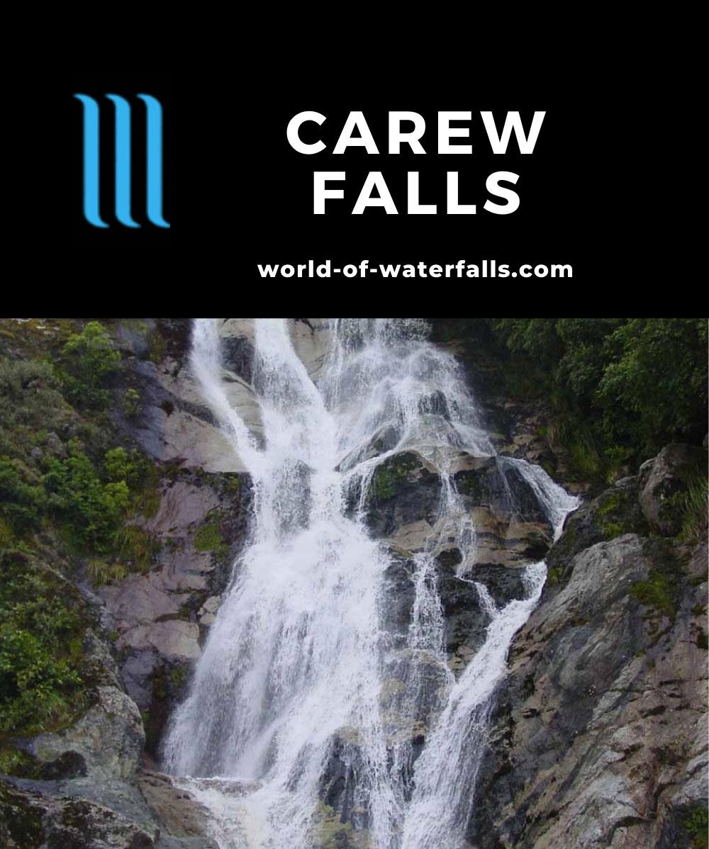 Carew_Falls_007_11212004 - Carew Creek Falls