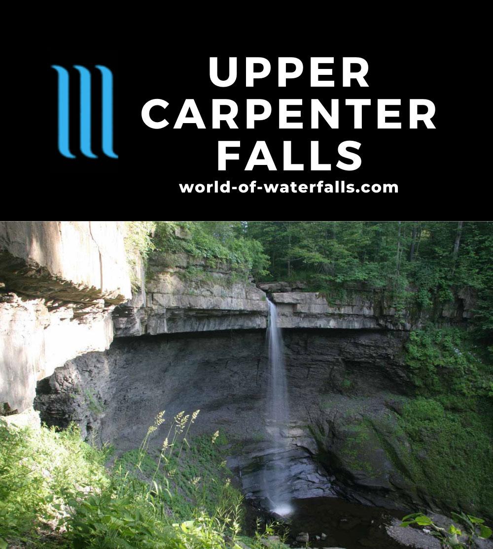 Carpenter_Falls_017_06152007 - Upper Carpenter Falls