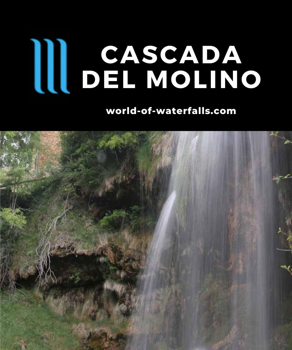 Cascada_del_Molino_056_06042015 - Cascada del Molino de la Chorrera