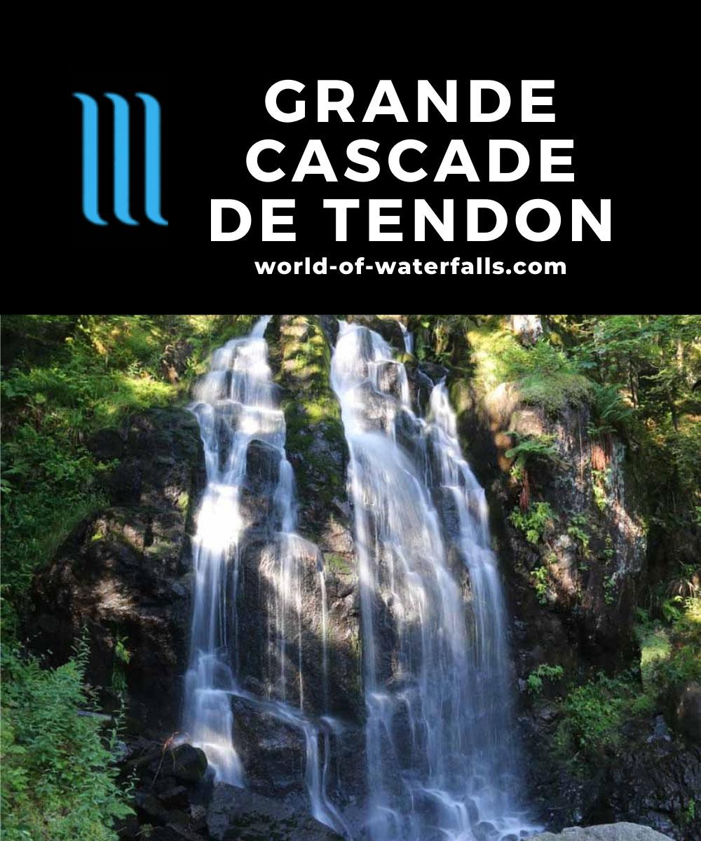 Cascade_de_Tendon_019_06192018 - The Grande Cascade de Tendon