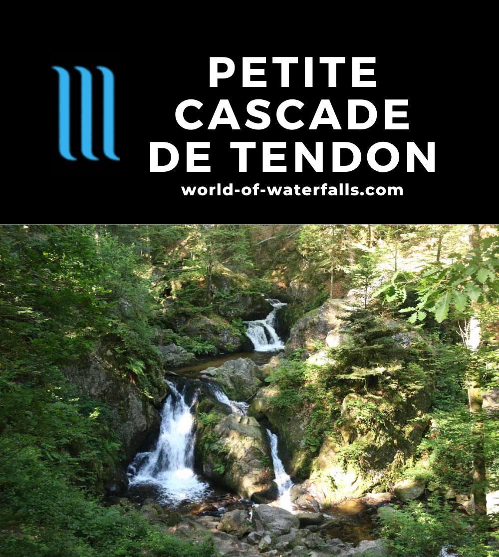 Cascade_de_Tendon_086_06202018 - The Petite Cascade de Tendon