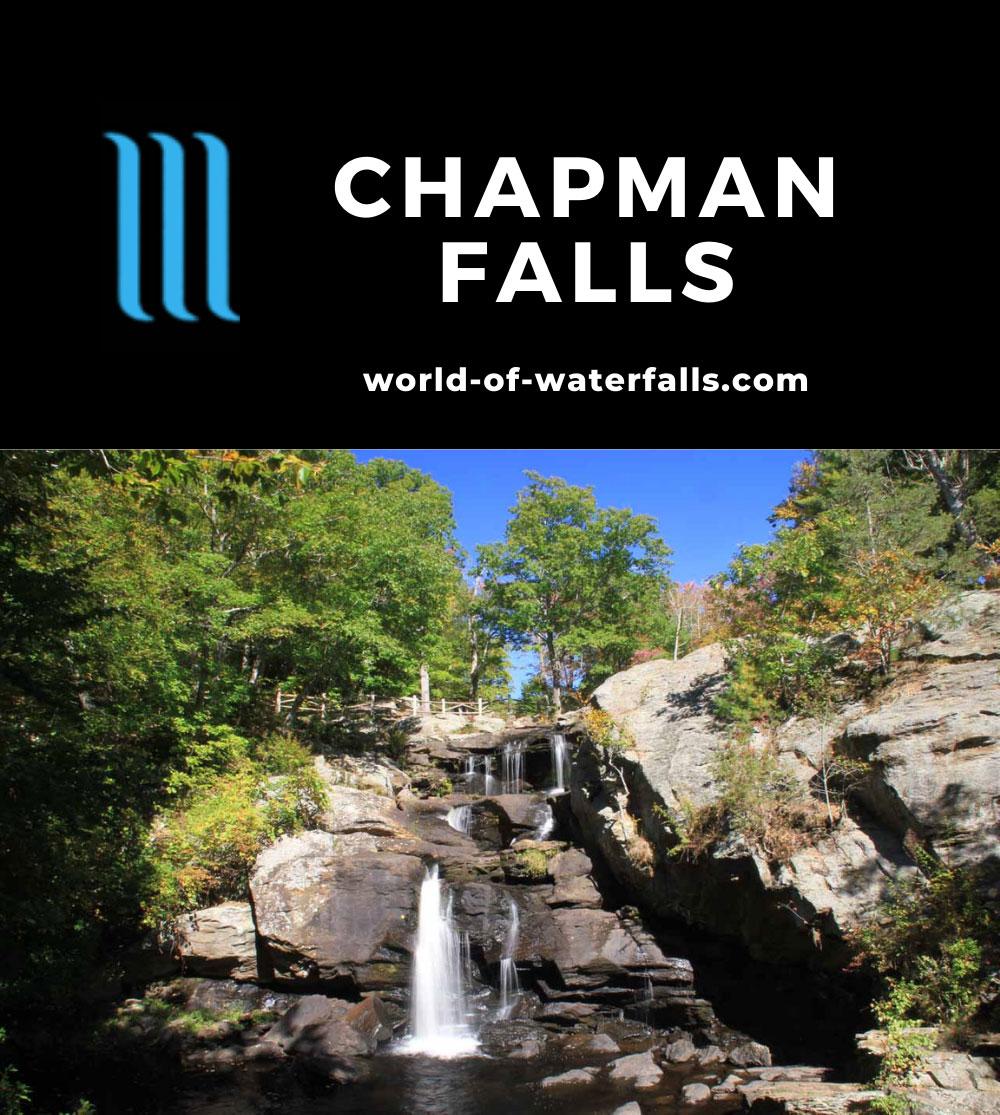 Chapman_Falls_038_09282013 - Chapman Falls