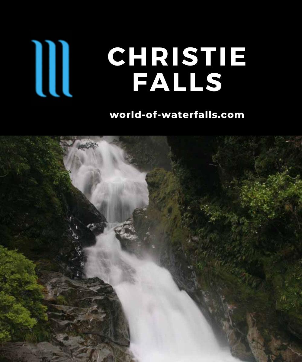 Christie_Falls_007_12232009 - Christie Falls on Falls Creek