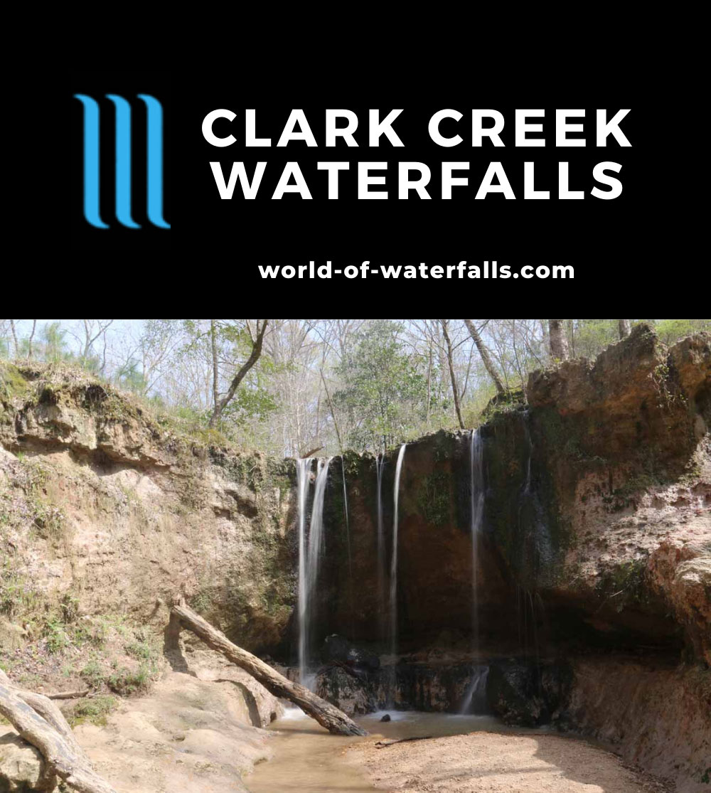 Clark_Creek_NA_041_03152016 - This was the first of the Clark Creek Waterfalls that we encountered