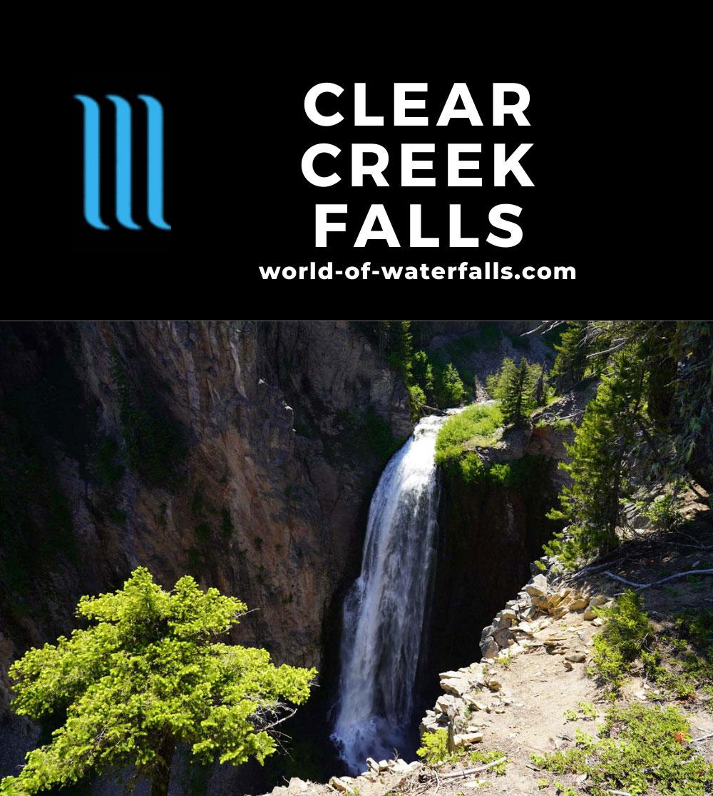 Clear_Creek_Falls_038_06212021 - Clear Creek Falls