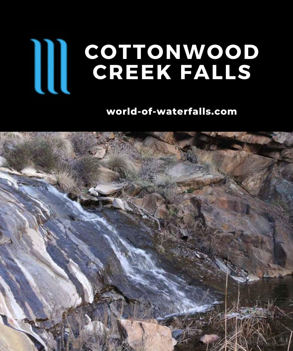 Cottonwood_Creek_Falls_081_01232016 - Cottonwood Creek Falls