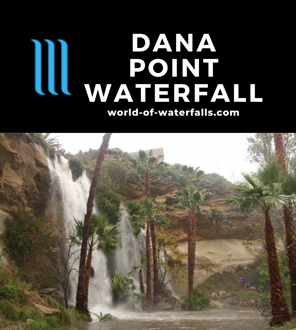 Dana_Point_Waterfall_019_01222017 - Contextual view of the Dana Point Waterfall