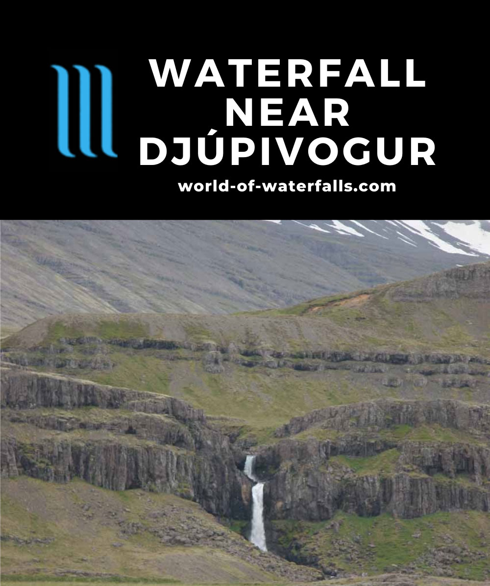 Eastfjords_007_07012007 - The Waterfall near Djúpivogur