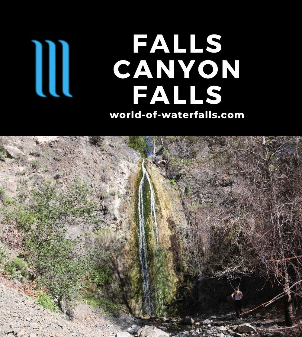 Falls_Canyon_Falls_061_02212016 - Falls Canyon Falls