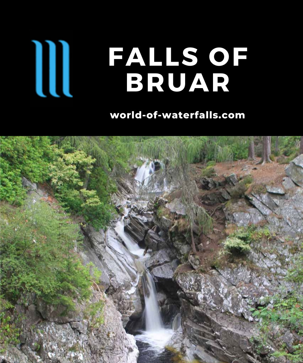 Falls_of_Bruar_045_08232014 - Falls of Bruar - what I'm calling the Middle Falls
