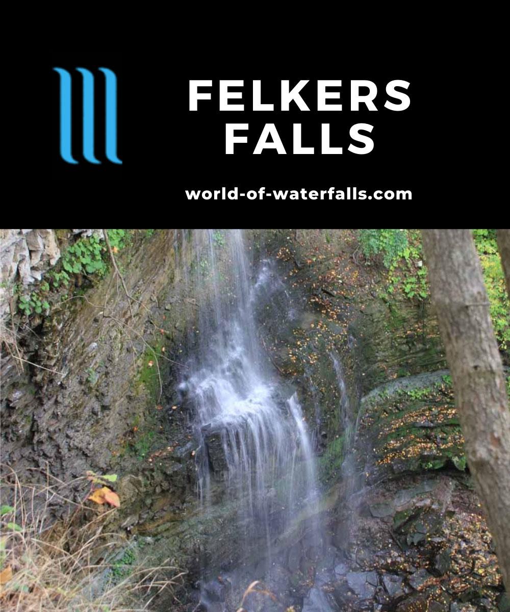 Felkers_Falls_017_10132013 - Felkers Falls (or Felker's Falls)
