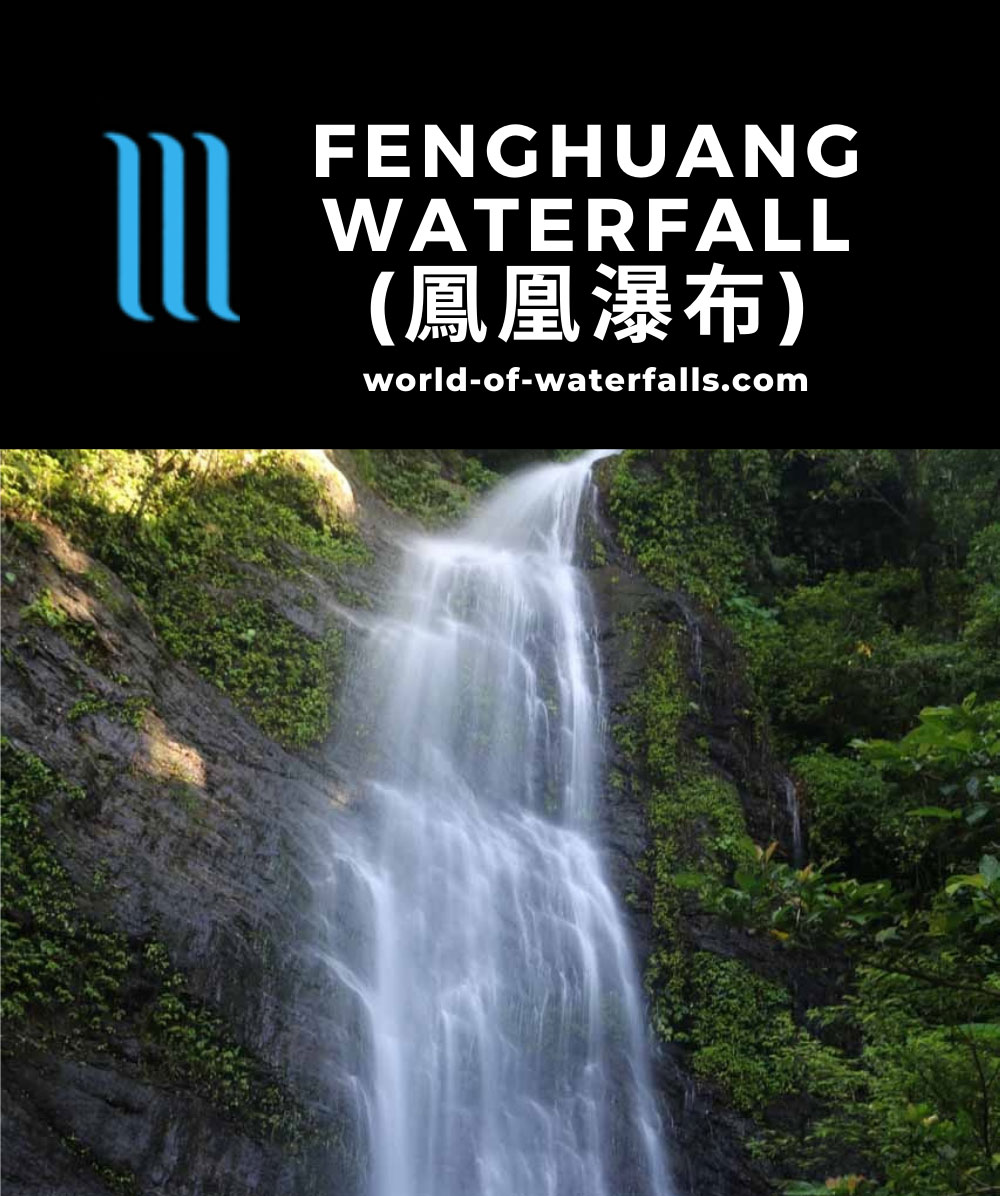 Fenghuang_Waterfall_030_10272016 - Fenghuang Waterfall in Hualien County
