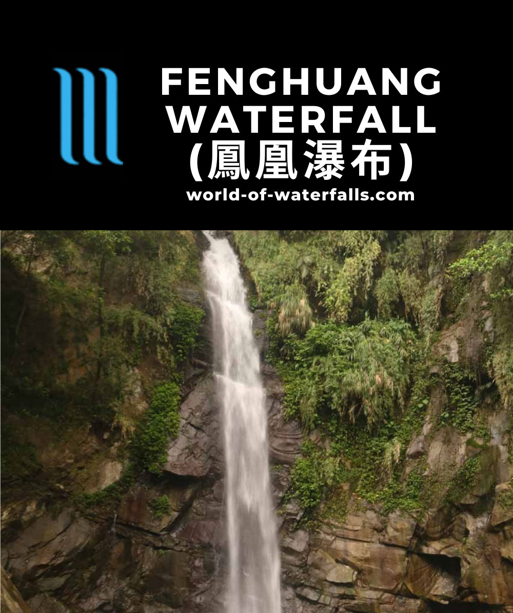 Fenghuang_Waterfall_Chiayi_098_10302016 - The Fenghuang Waterfall in Chiayi County