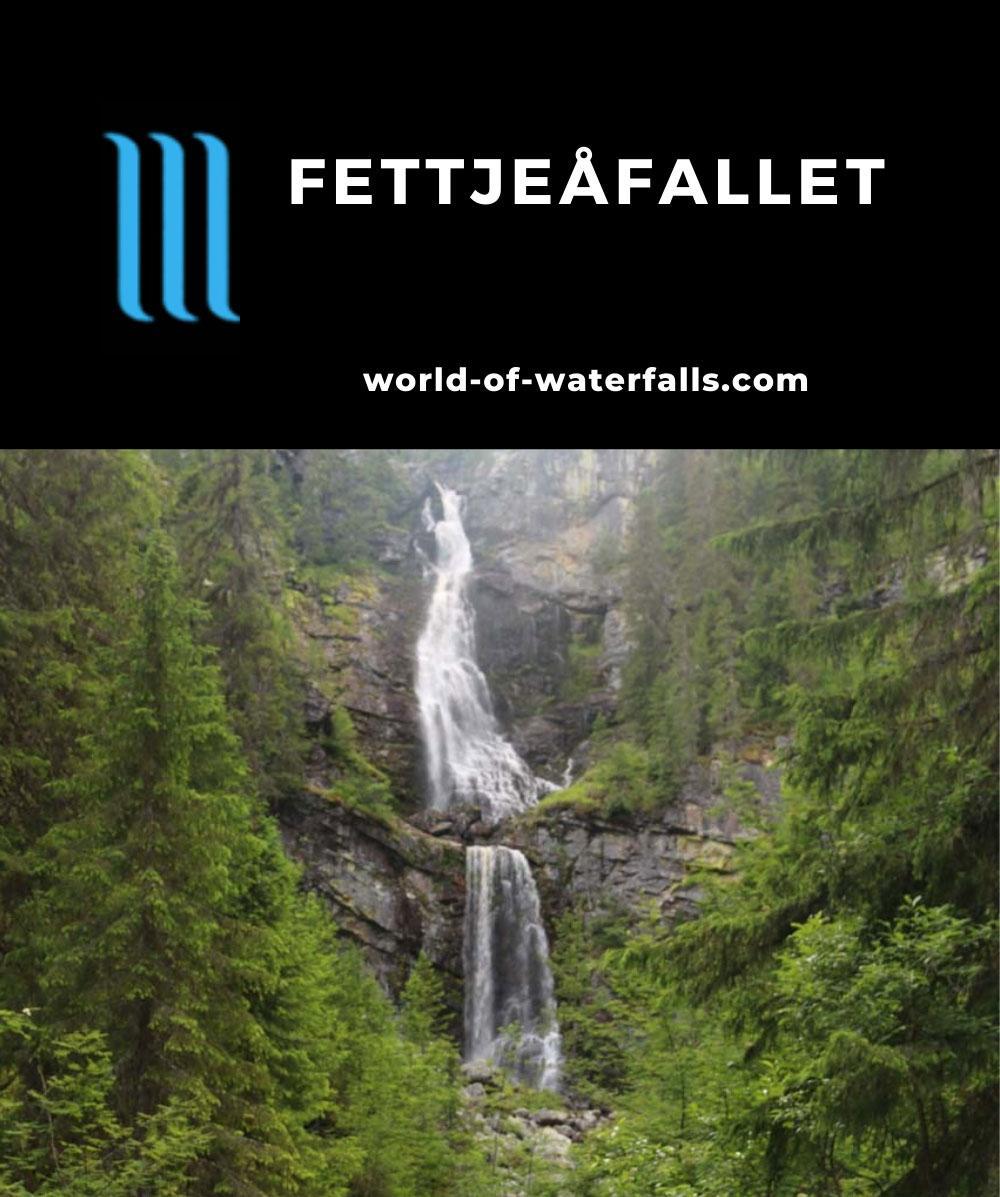 Fettjeafallet_074_07112019 - View of Fettjeåfallet from around the shelter