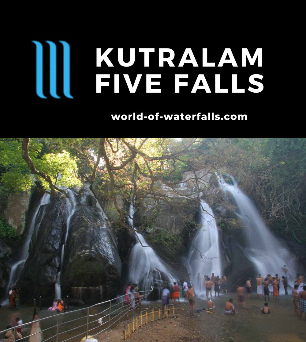 Five_Falls_020_11192009 - The Kutralam Five Falls