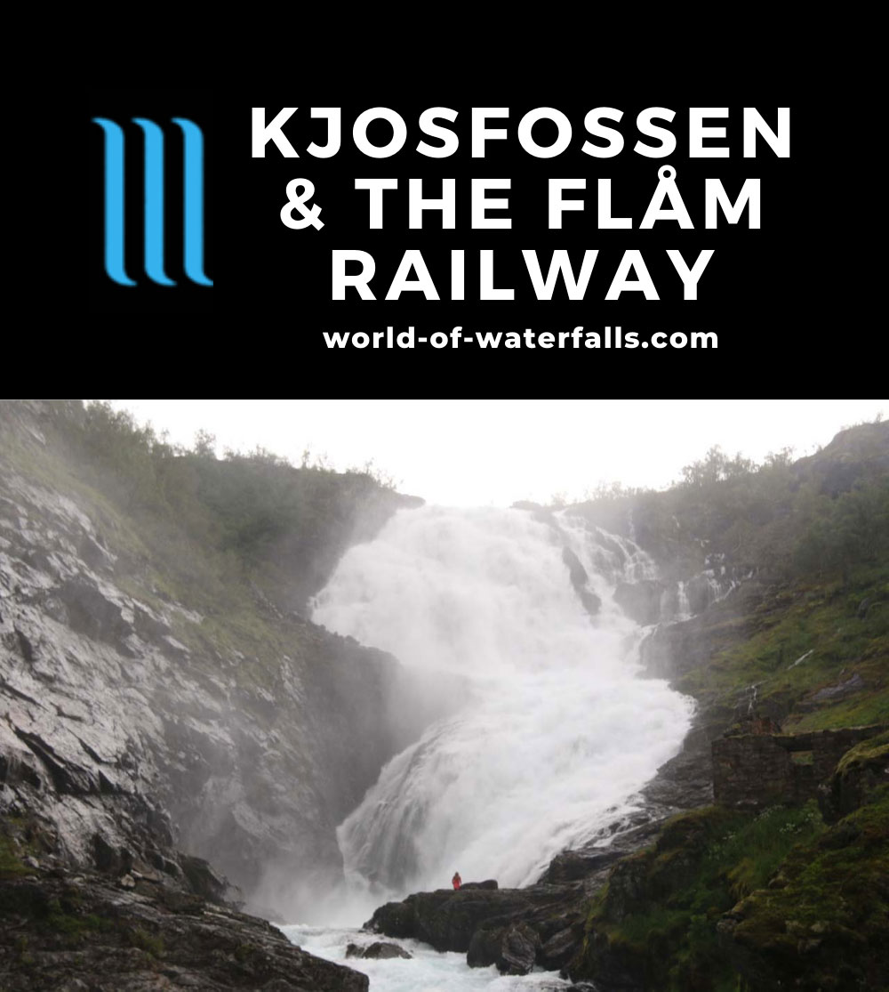 Flam_Railway_082_07222019 - Kjosfossen with a Huldra
