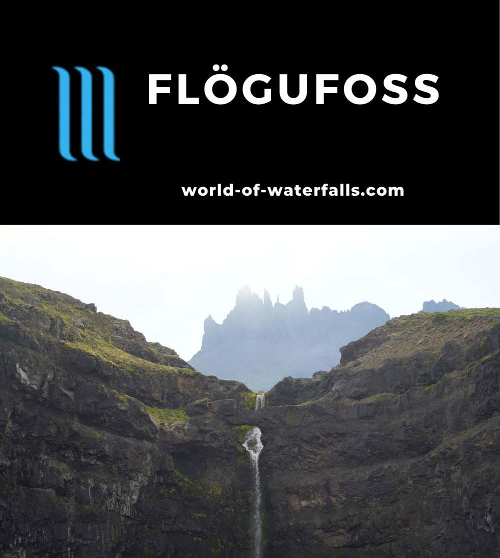 Flogufoss_089_08092021 - Flogufoss (Flögufoss)