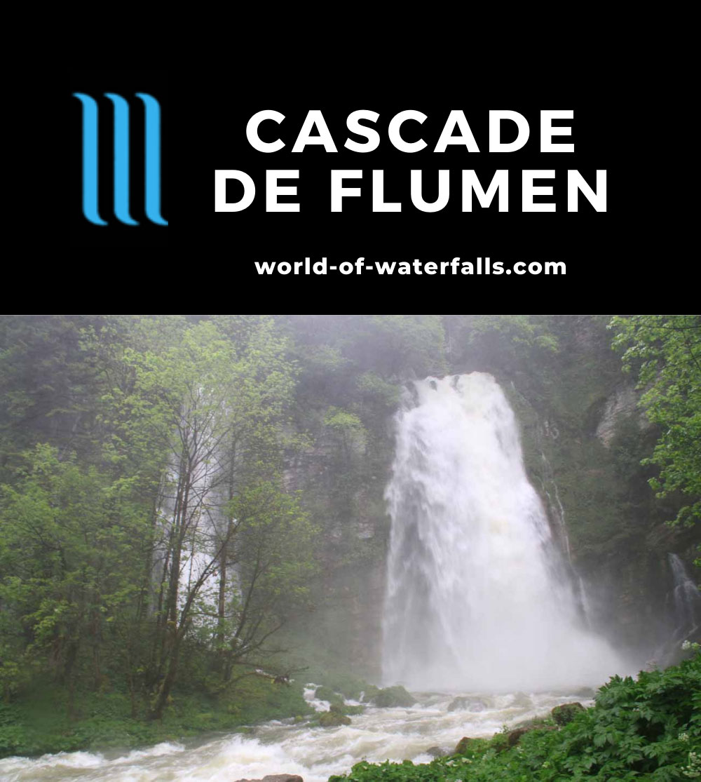 Flumen_Gorge_016_20120522 - Cascade de Flumen in a swollen state