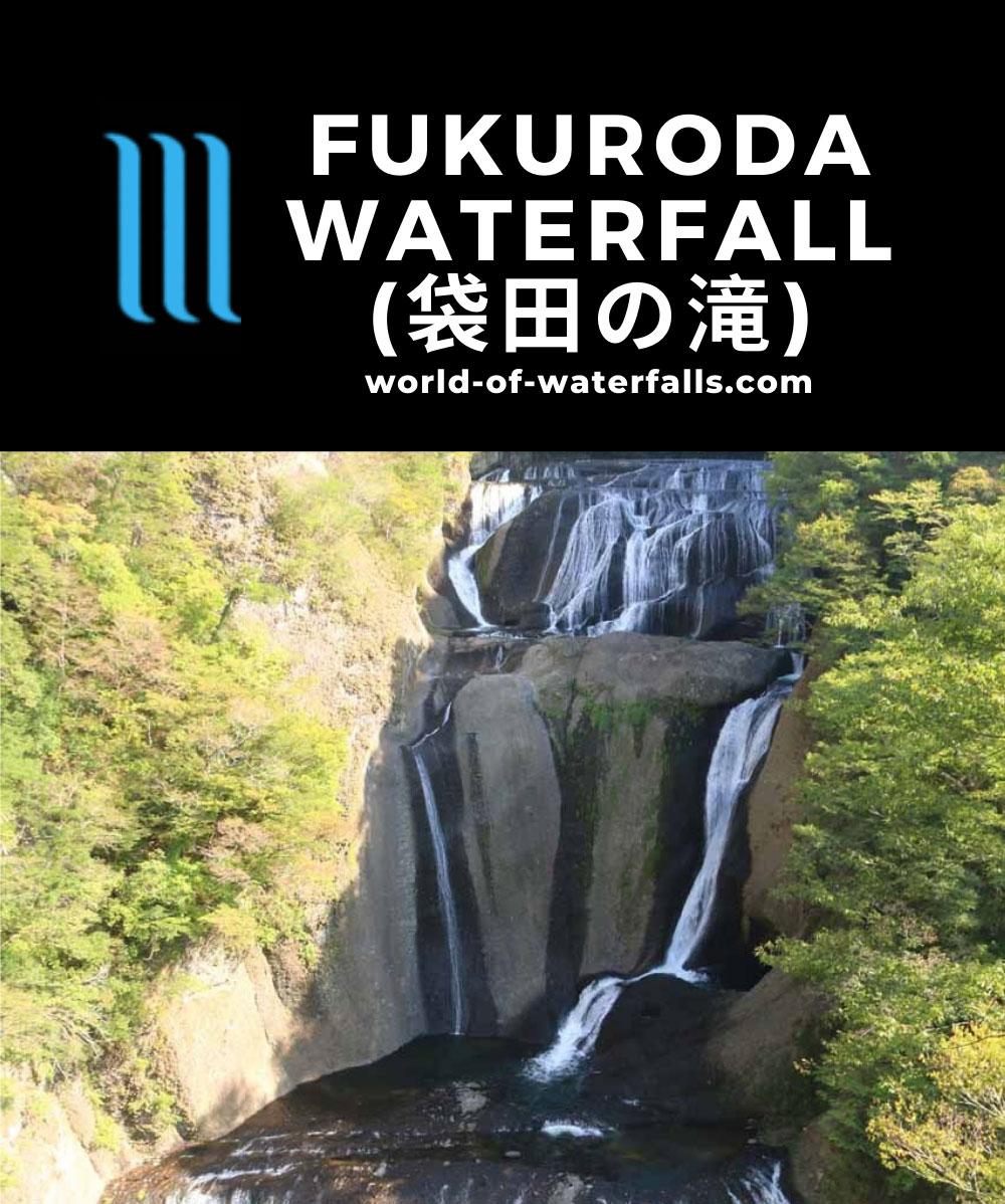 Fukuroda_040_10152016 - Fukuroda Waterfall