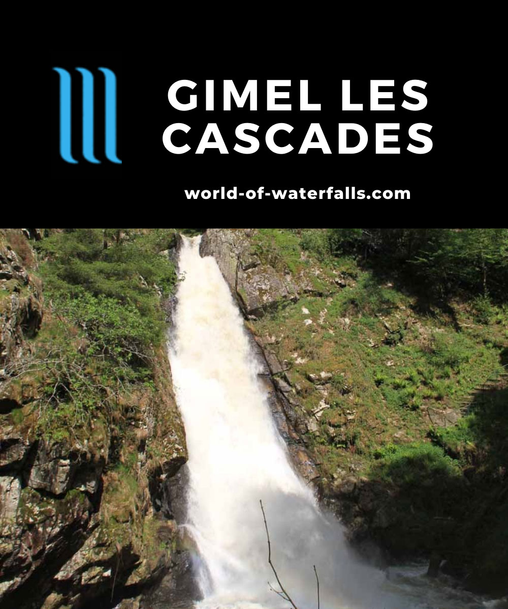 Gimel_071_20120511 - Queue de Cheval (Horse's Tail) - one of the Gimel les Cascades Waterfalls