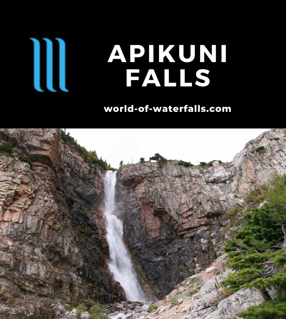 Glacier_NP_096_09232010 - Apikuni Falls
