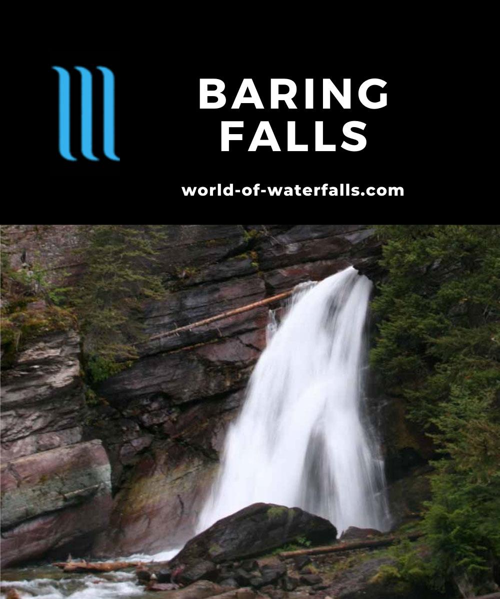 Glacier_NP_128_09242010 - Baring Falls