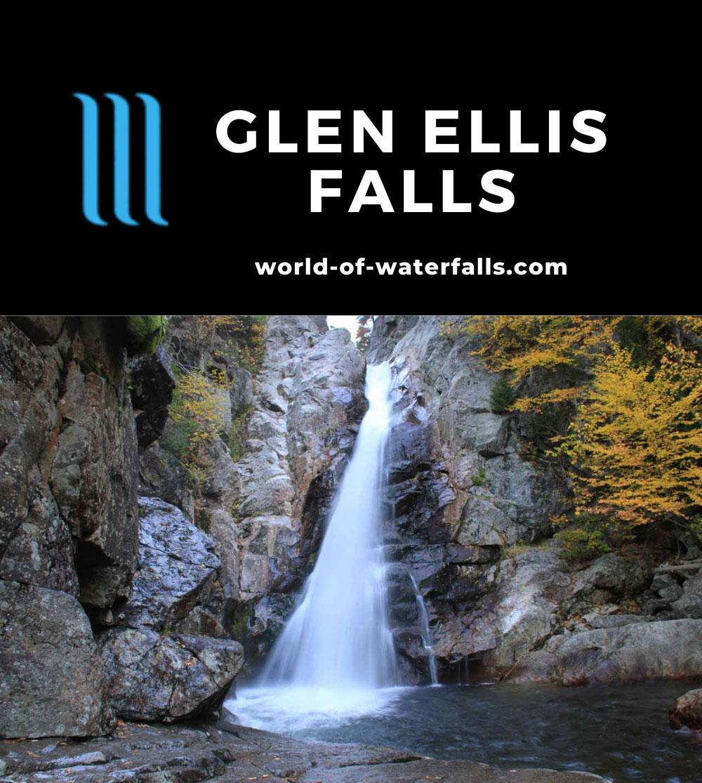 Glen_Ellis_Falls_034_10012013 - Glen Ellis Falls