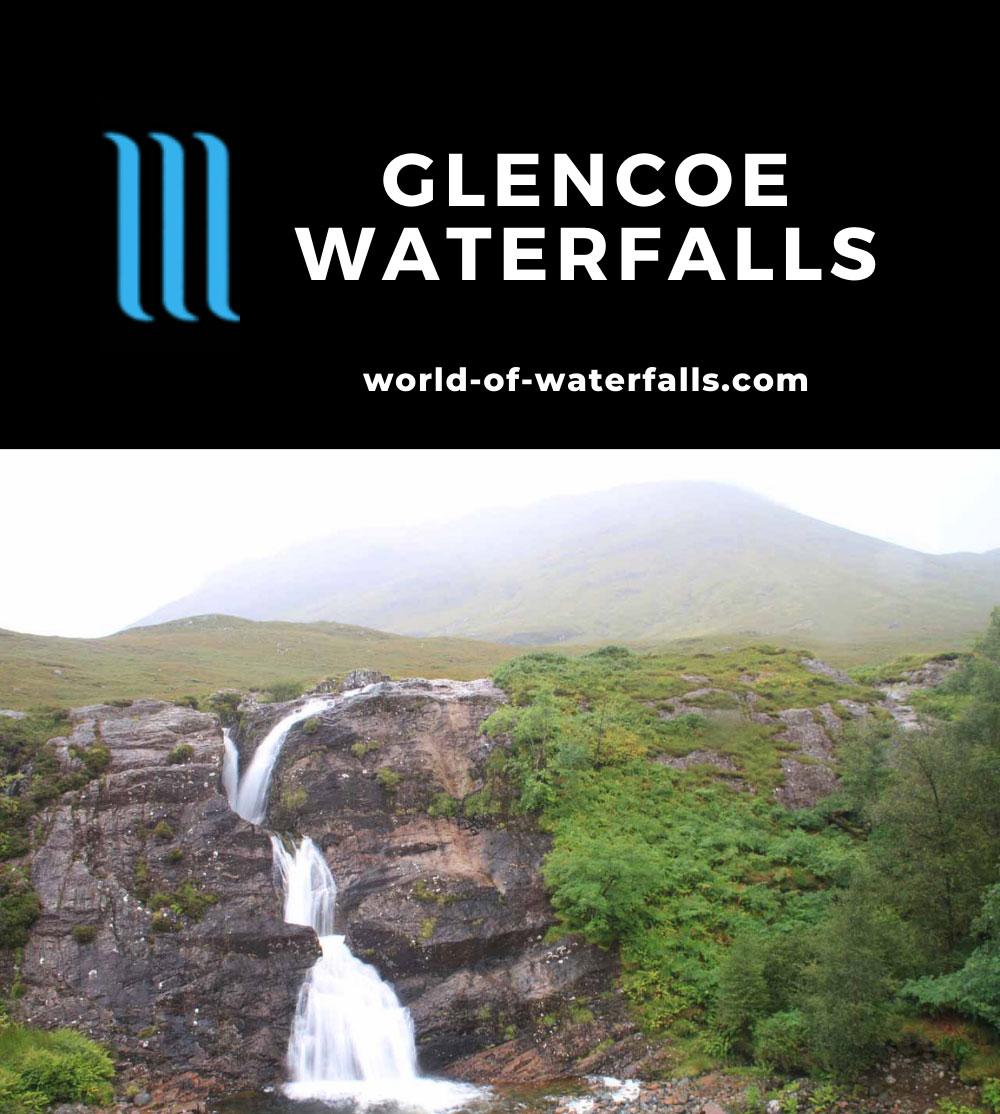 Glencoe_059_08292014 - One of the Glencoe Waterfalls