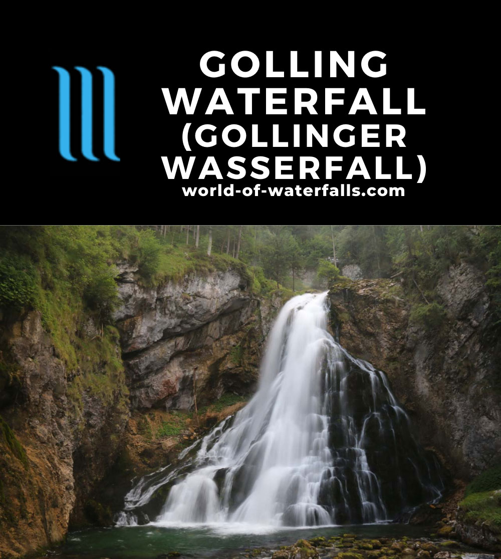 Golling_043_07042018 - The Lower Golling Waterfall