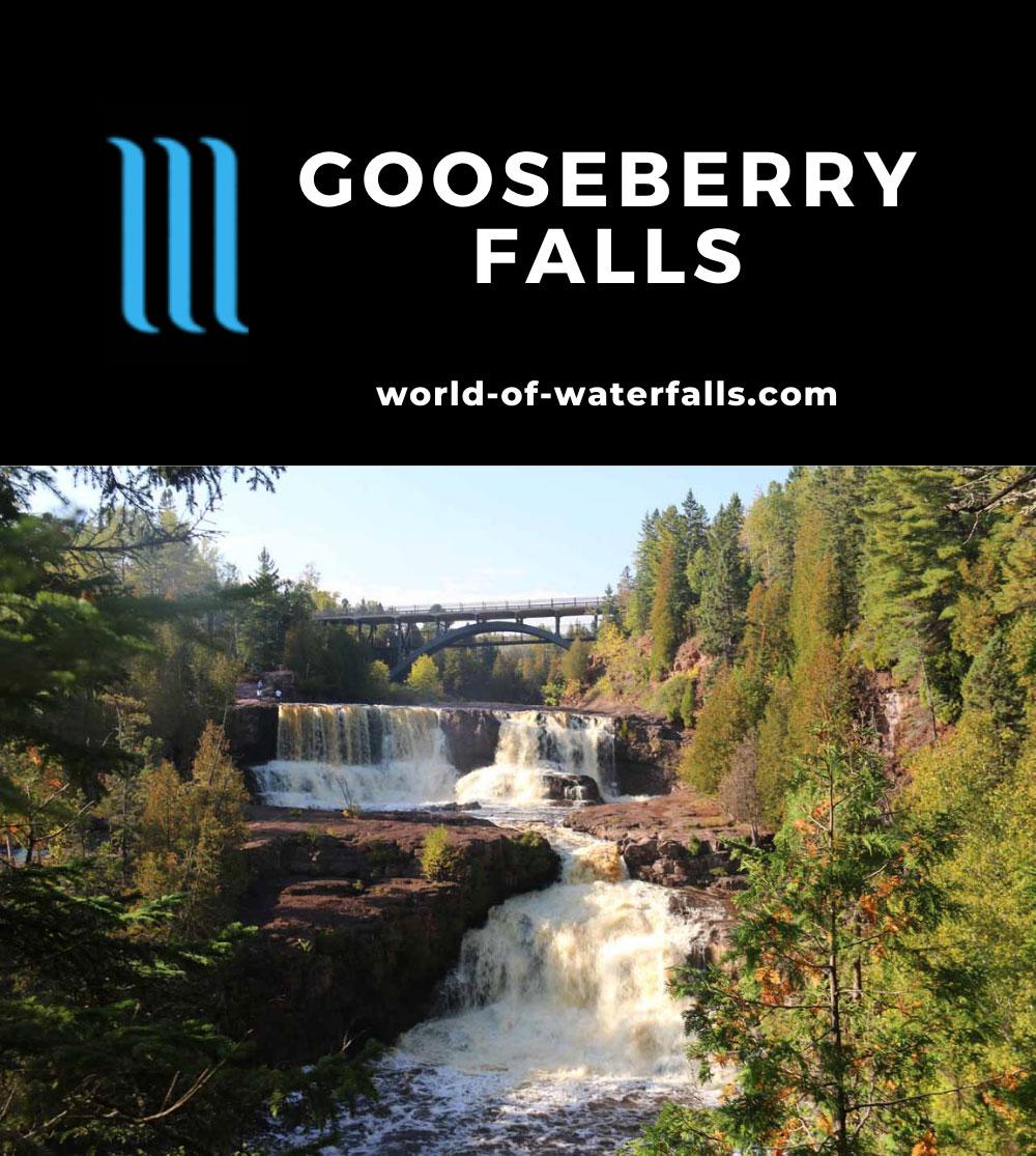 Gooseberry_Falls_061_09272015 - Gooseberry Falls