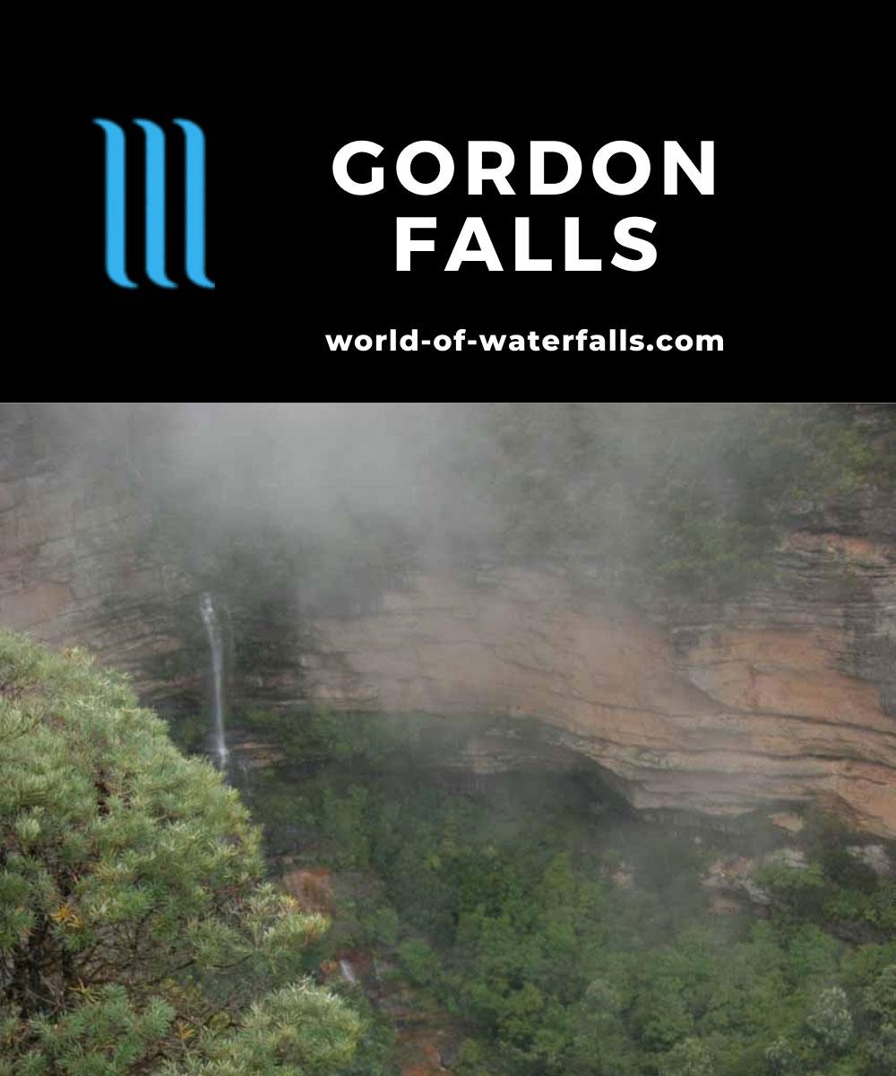 Gordon_Falls_013_11052006 - Full context of the two main visible drops of Gordon Falls