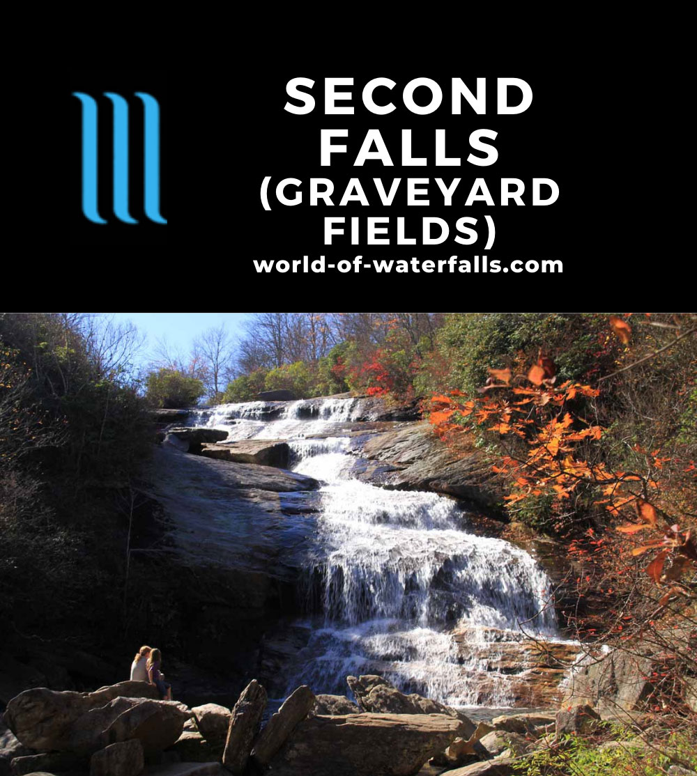Graveyard_Fields_012_20121017 - Second Falls (or Lower Falls or Yellowstone Falls) in the Graveyard Fields